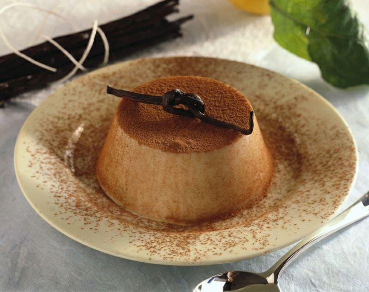 Sformatini alla vaniglia