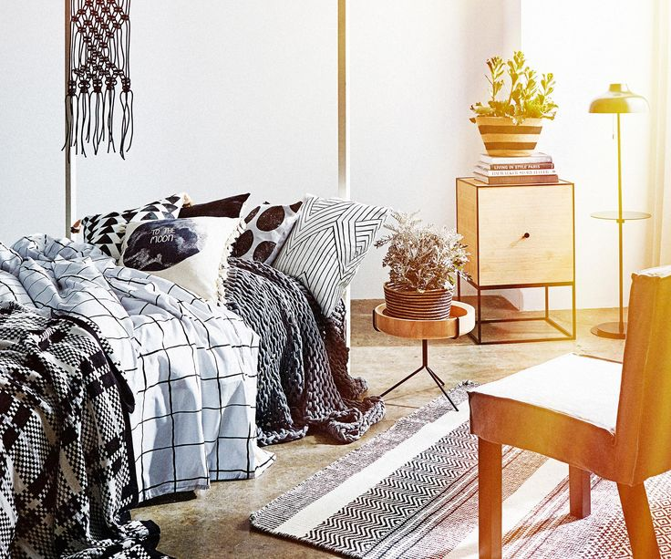 Looking for new bedroom furniture, a change of bedding or a total bedroom revamp? We've got three dreamy styles to inspire you.