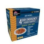 Just In Case 4-Day Emergency Food Supply Kit