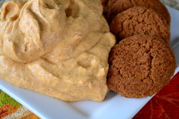 Pumpkin Fluff WW 2 Points Plus. Photo by Marg (CaymanDesigns)