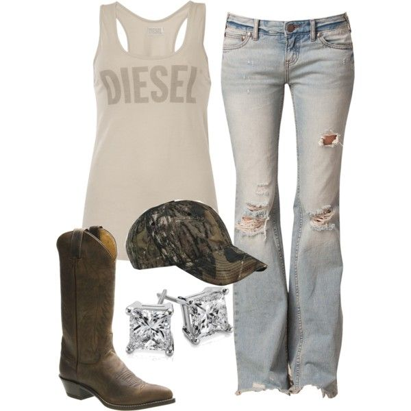 Pretty close to perfect! Give me a t-shirt and a belt buckle! LOVE those jeans!!