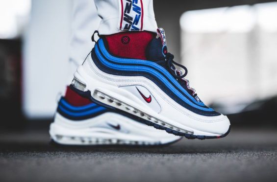 d463e67a58 Look Out For The Nike Air Max 97 SE Pull Tab Obsidian Last year, Nike
