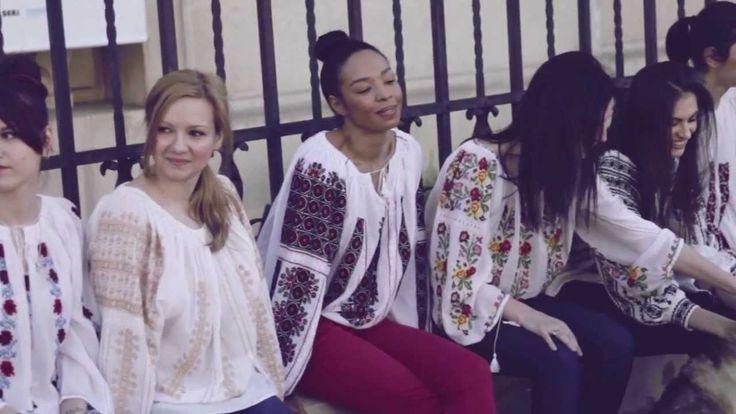 la merveilleuse blouse roumaine