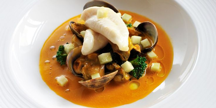 This spiced John Dory recipe from Nathan Outlaw makes a great springtime dinner…