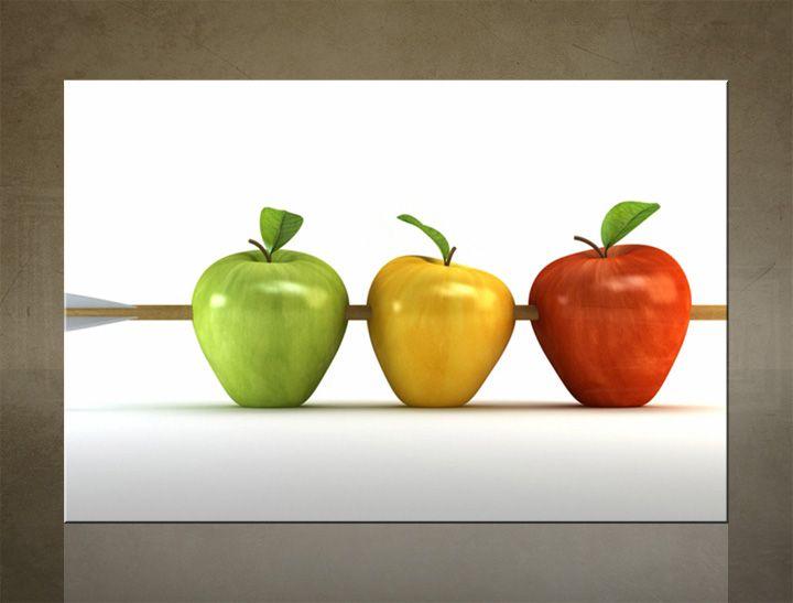 Obraz na stěnu 1 dílný Ovoce