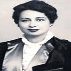 Nuriye Ferhan Erdem (Nuriye Pınar), ilk kadın jeologumuz. (DP milletvekili, doçent dr.) (1914-2006)