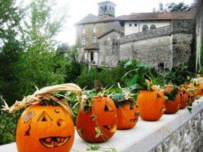 Piazze d'Autunno e festa della Zucca a Cividale del Friuli 11 Ottobre 2015