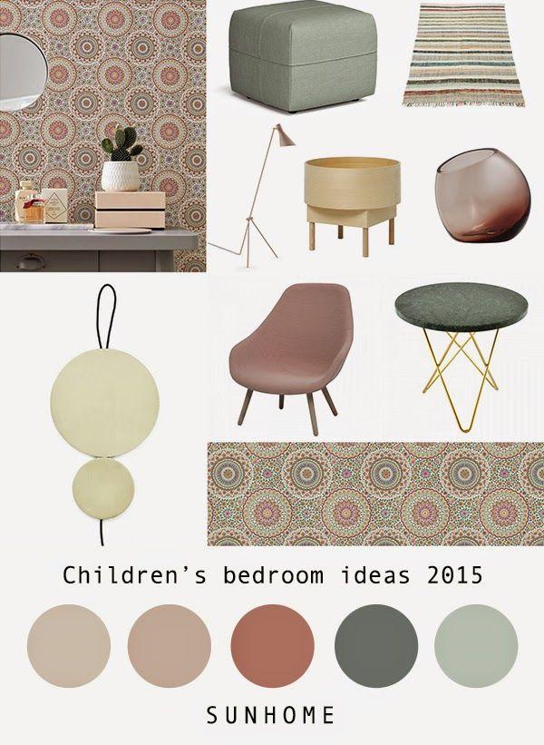 5 tips til å dekorere et barnerom - Anette Willemine