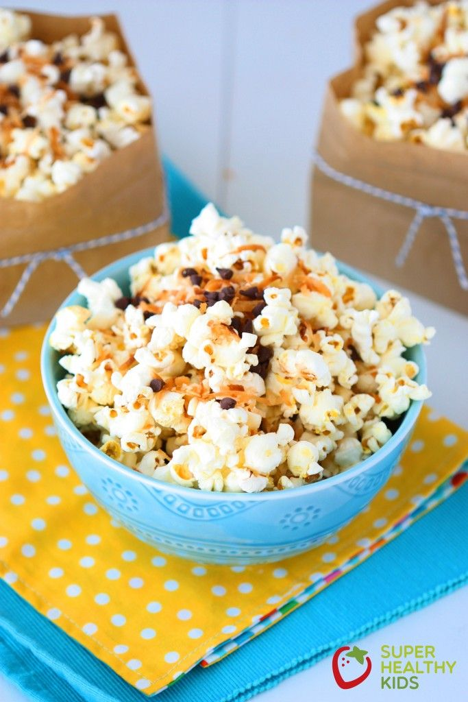 Almond Joy Popcorn Plus the Best Popcorn Popper
