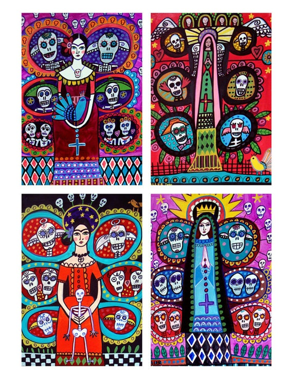an essay on halloween and dia de los muertos Day of the dead vs halloween essay - history of day of the dead ~ día de los muertos still on the run from a group of nazi zombies, a man seeks the aid of a group.