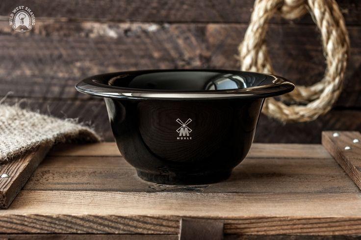 MÜHLE - Porcelain bowl RN 16 (black)