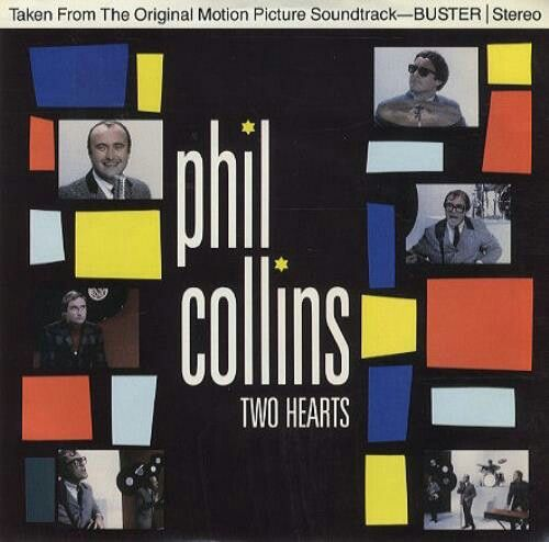 "#20. ""Two Hearts""  ***  Phil Collins  (1989)"