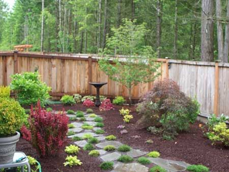 Pacific Northwest Landscaping Garden Yard And