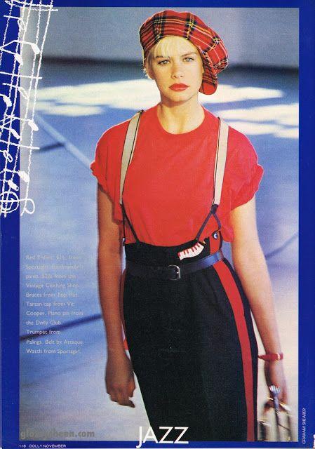 Dolly November 1986