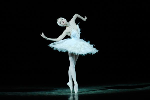 """Ulyana Lopatkina: probably the greatest ballerina of this generation and considered """"the soul of Russia"""". Not only is she stunning on stage, I find her story fascinating and would love to hear about it in person. In the height of her career she injures her foot, drops out, marries, has a child, has ankle surgery in USA and then decides she misses dancing so returns to the ballet after two years - only to be more graceful and gorgeous on stage than ever before!"""
