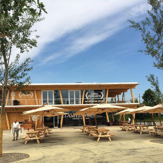 Casa Ferrarini in @Expo2015Milano #Expo2015 #CasaFerrarini