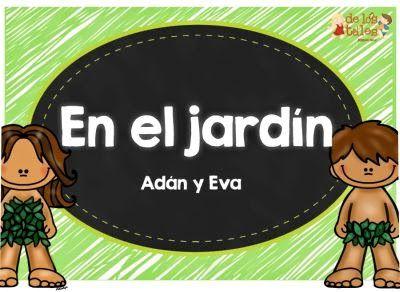 Mejores 99 im genes de ad n y eva en pinterest biblia escuela y escuela dominical for Adan y eva en el jardin
