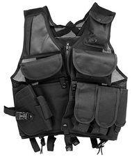 Black Tactical Vest For Sale