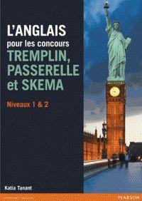 """658.007 CON """"Prépare à l'épreuve d'anglais des admissions parallèles aux concours de Skema (Lille-Nice), Tremplin et Passerelle. Il donne tous les conseils nécessaires pour la préparation à l'écrit comme à l'oral."""""""