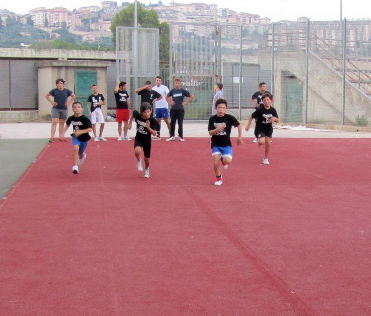 Preparazione atletica 2013/2014