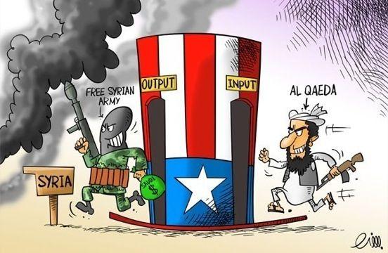 KIKKA: EE.UU fracasa en Siria y envia armas a terrroristas: fracaso total de su plan para entrenar nuevos