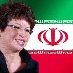 MEDIA NOT REPORTING -- Valerie Jarrett's Nuclear Iran - One of Jarrett's projects has been Iran, her birthplace. IRAN ON THE VERGE OF GOING NUCLEAR, having enjoyed nearly 6 years of Valerie Jarrett's approval to do so. Reports out this week from both the UK Guardian, and Israeli news sources