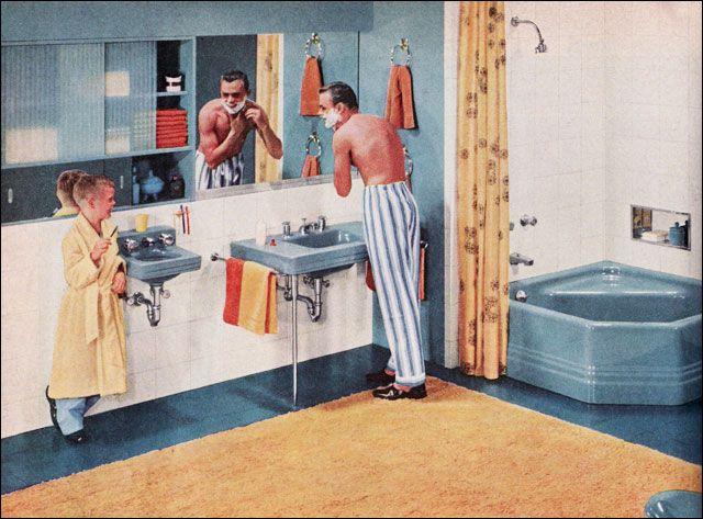 41 Best Vintage American Standard Images On Pinterest