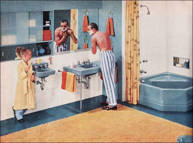 129 best images about Bathrooms Vintage on Pinterest   1920s  1950s bathroom  and Plumbing. 129 best images about Bathrooms Vintage on Pinterest   1920s