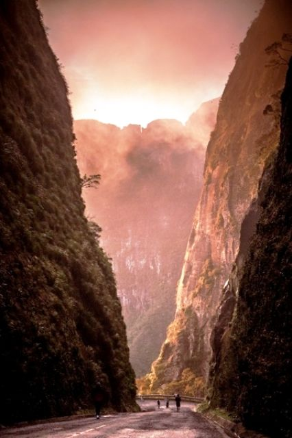 Serra do Corvo Branco - Urubici ♥ Lugar incrível