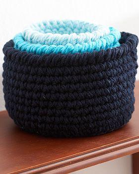 bosca wallets Free pattern for 34Round Baskets34  Crochet