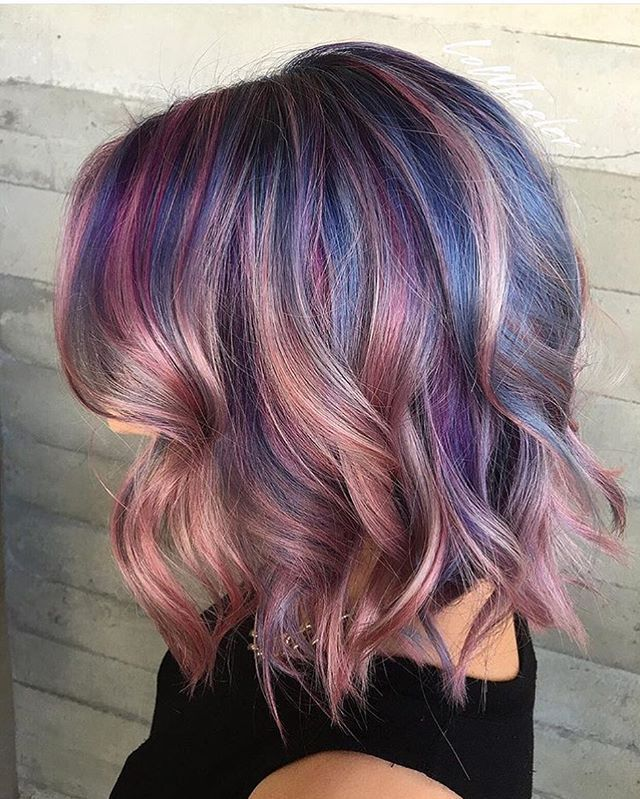 Color by the incredibly gifted @lo_wheelhouse using Pulp Riot color at Pulp Riot Lab in Los Angeles.