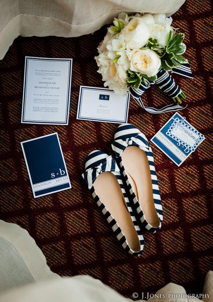 Chevron, preppy wedding - accessories  My Website //www.simplycoutureweddings.com