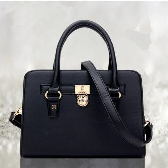 Buy BUGZ Fashionable handbag with metal plating- Black online at Lazada Malaysia. Discount prices and promotional sale on all Top-Handle Bags. Free Shipping.
