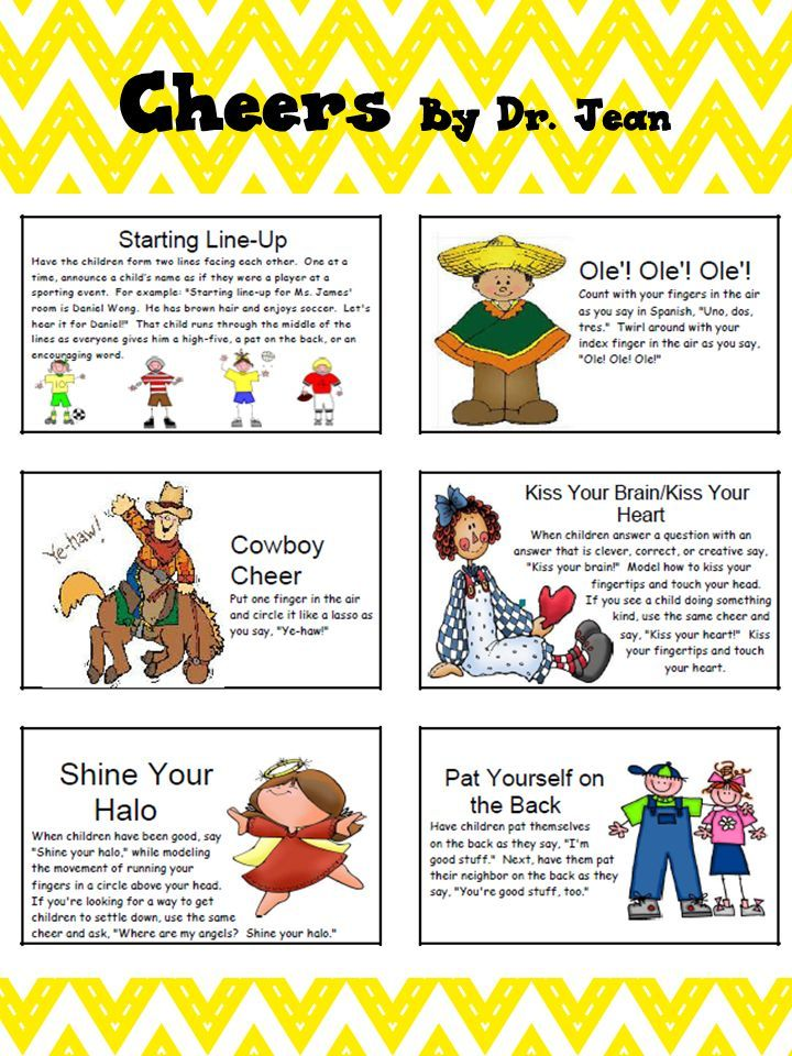 Cheers For Elementary Classrooms ~ Best cheers and chants ideas on pinterest