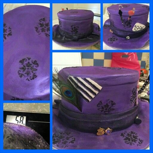 Mad Hatter Hat from Alice in Wonderland