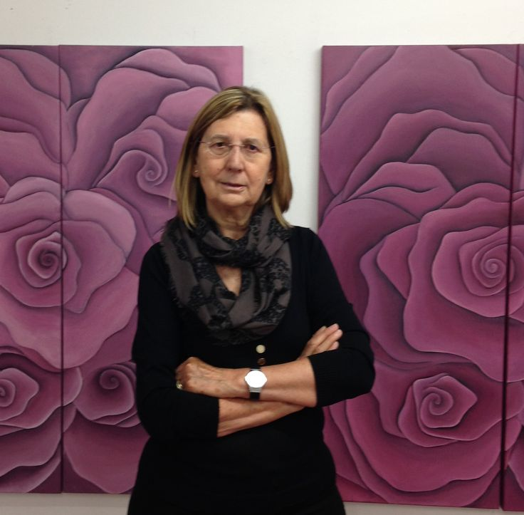 Rosa Tardiu, Pintora [Junio 2015]