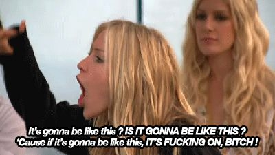 omg kristin was my not one of my favorite people on The Hills