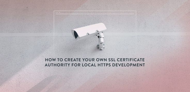 Creating root and self-signed certificates