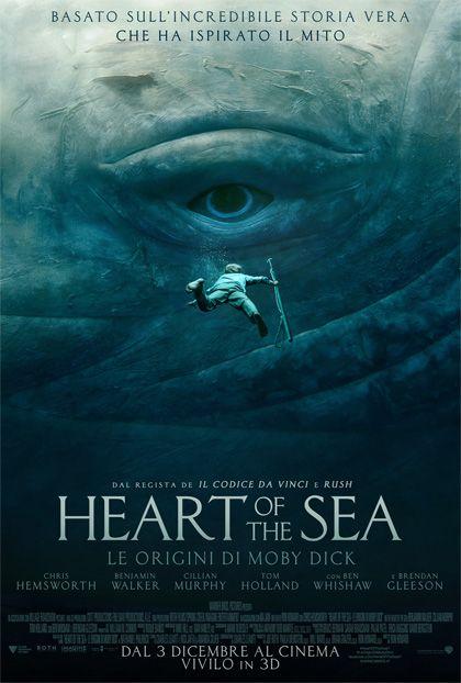Heart of the Sea: Le origini di Moby Dick (2015) Streaming