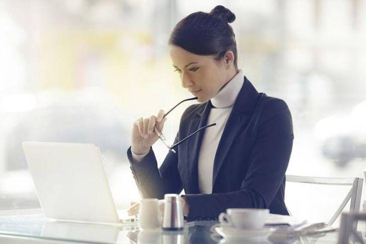 Schriftliche Bewerbung für Büroberufe