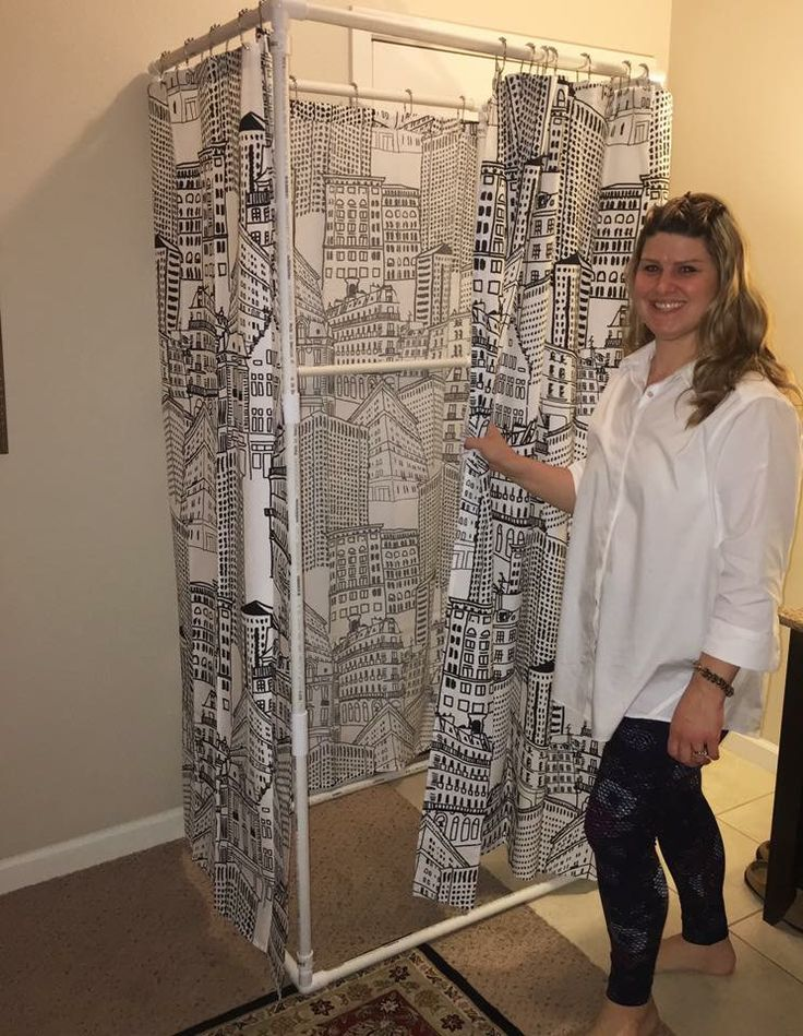 LuLaRoe DIY Changing Room Portable