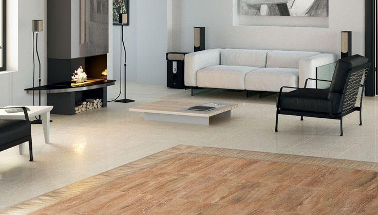 Si quieres conservar tus suelos como el primer d a elige - Suelos porcelanicos imitacion marmol ...
