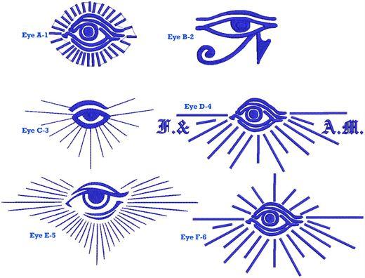 All Seeing Eye Eye Of Providence Tattoos All Seeing Eye Eyes