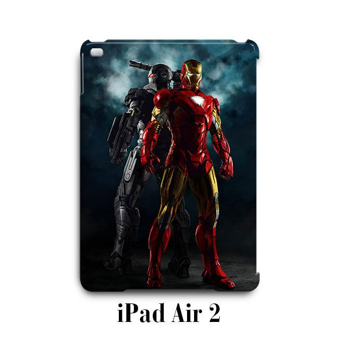 Iron Man Superhero iPad Air 2 Case Cover Wrap Around
