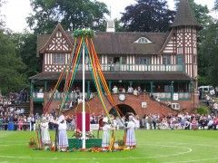 May Day in Bournville