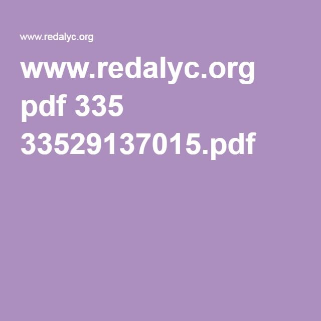 www.redalyc.org pdf 335 33529137015.pdf