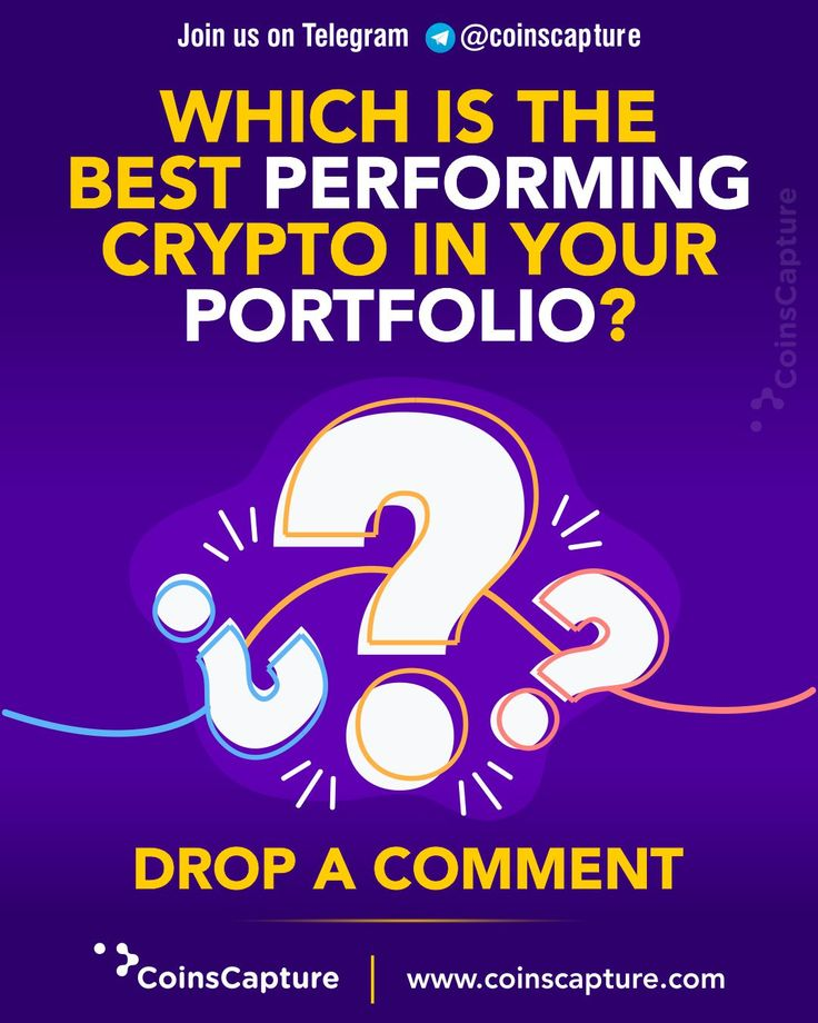 Which is the best performing crypto in your portfolio? Drop a comment #cryptoworld #investment #cryptocurrency #portfolio #bitcoin #eth #xrp #blockchain #technology #cryptotrading #bitcointechnology #cryptocurrencies #cryptolife #secure #cryptoexchange #financialfreedom #cryptostory #questionoftheday