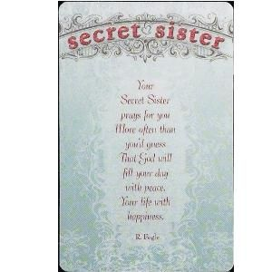 99 best secret sisters gift ideas images on pinterest anxiety christian serect sister sayings having our own workshops enables us to produce special sizes and negle Gallery