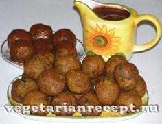 Фото-рецепт овощной закуски из индийской кухни