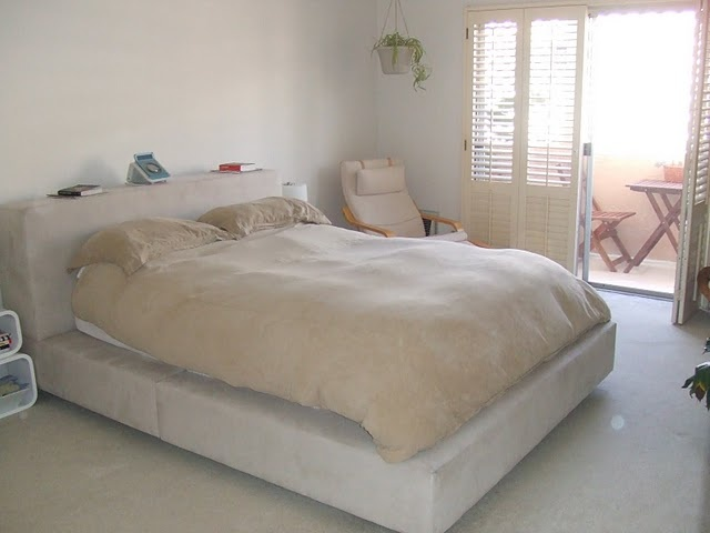 My Bedroom: Very Serene, But Missing Something